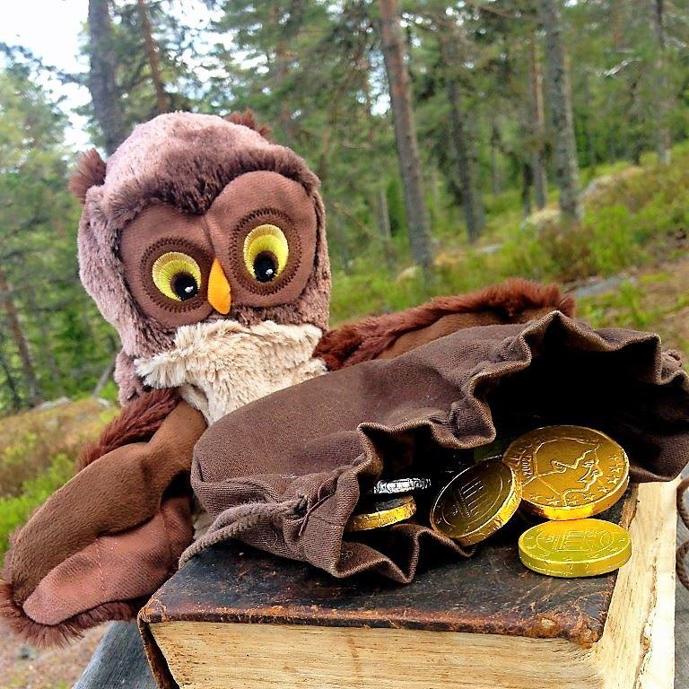 Jakten på trollguldet, torsdagar 17:30-20:30 i Rättvik
