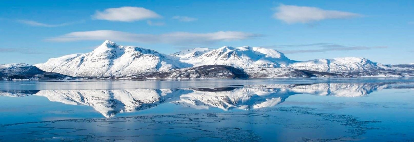 Exciting fishing in the arctic winter - Norfishinfo