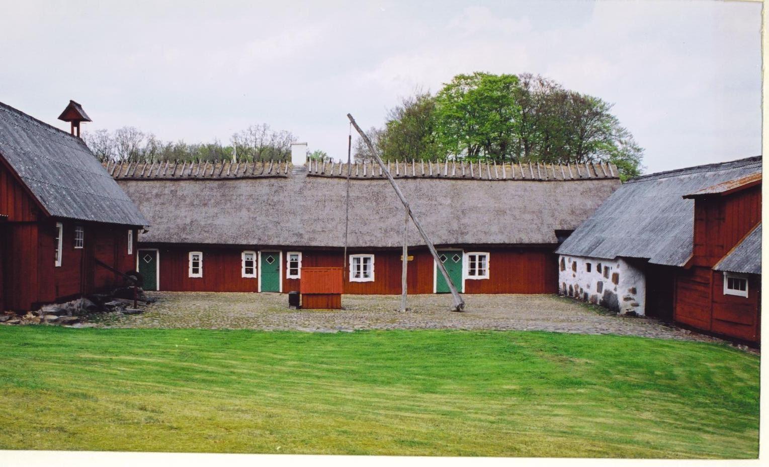 Familjedag Hembygdsgården Lilla Tockarp