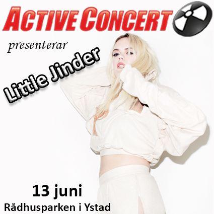 ActiveConcert - Little Jinder