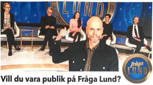 Publik Fråga Lund