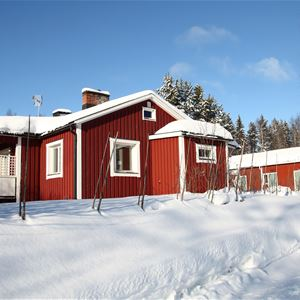 Holiday house at Vindelälven Vormsele