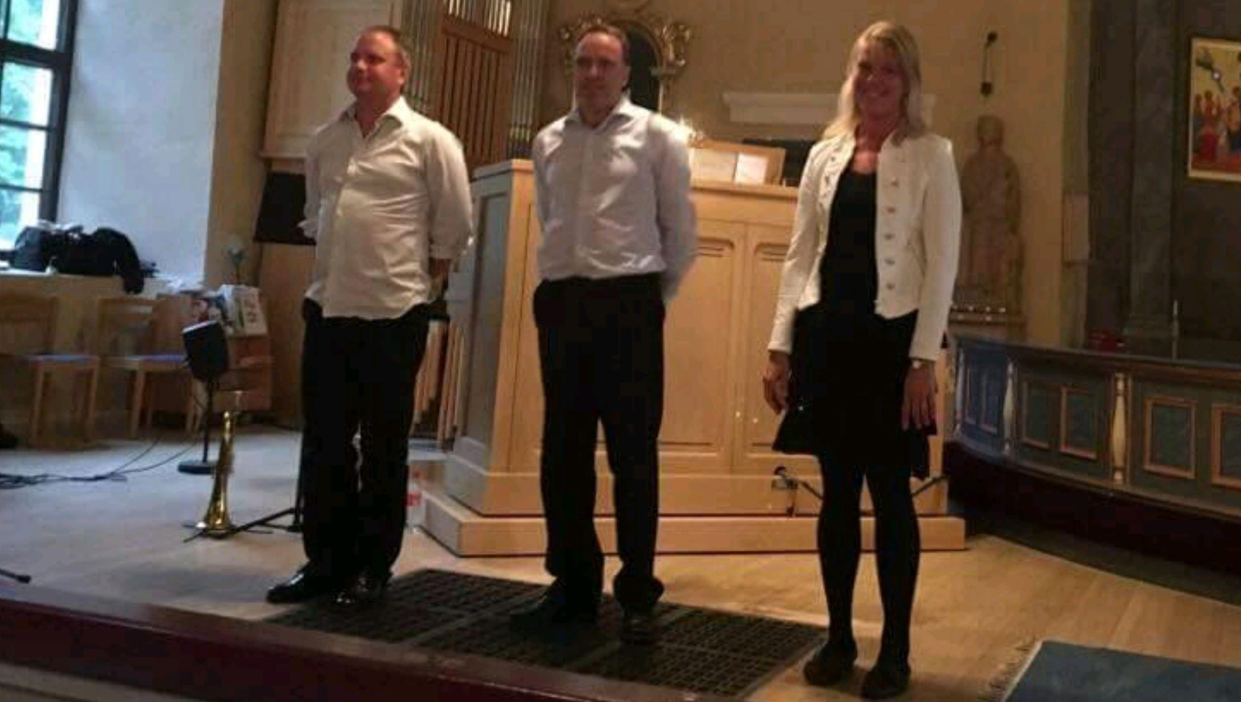 Musikvecka i Berga - Konsert med Berga Barnkör och Ungdomskörerna