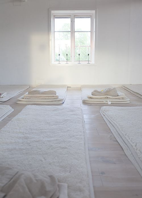 En liten Yogafestival i Hagen