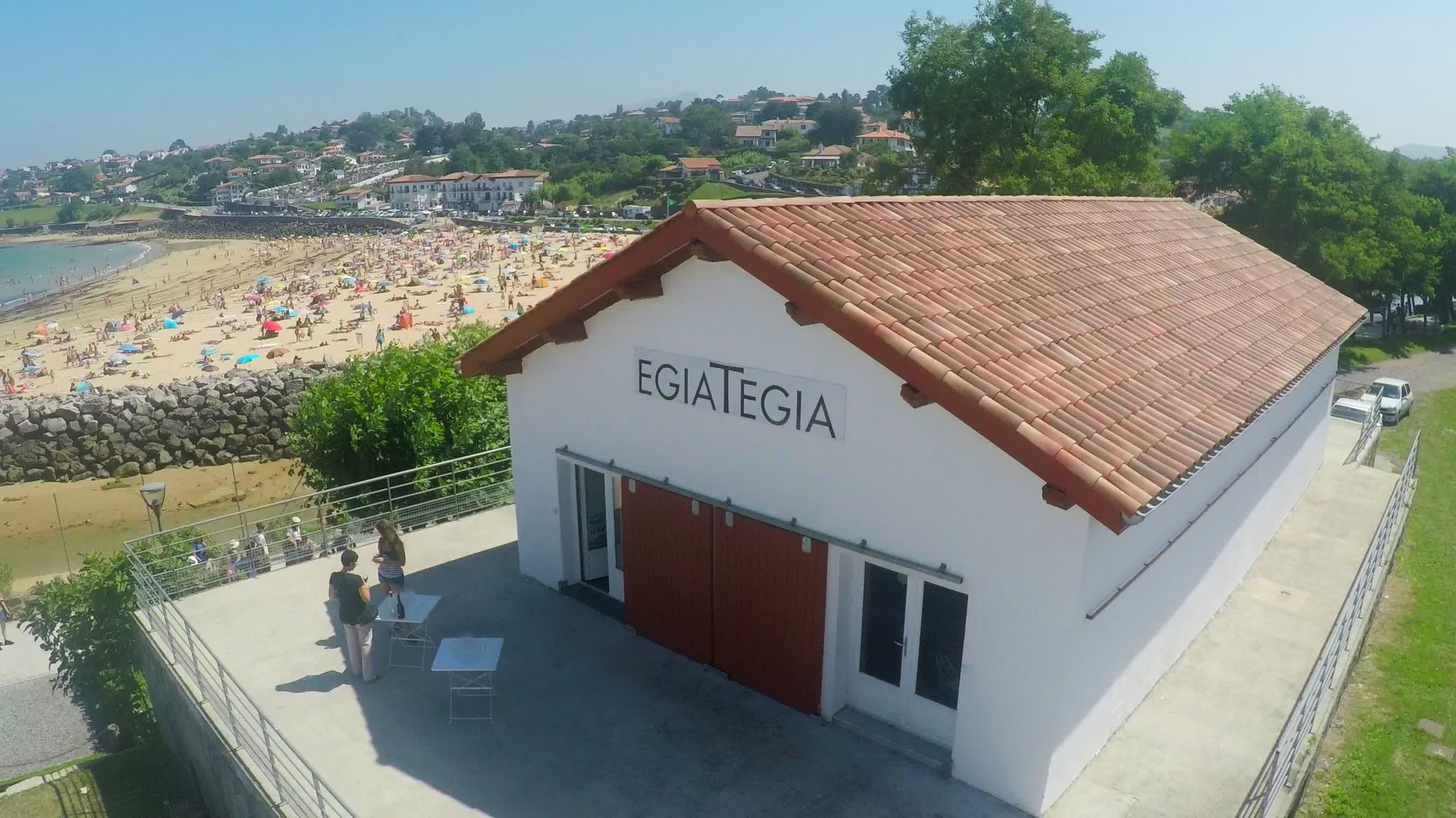 Activité Egiategia / Visite Chai et dégustation