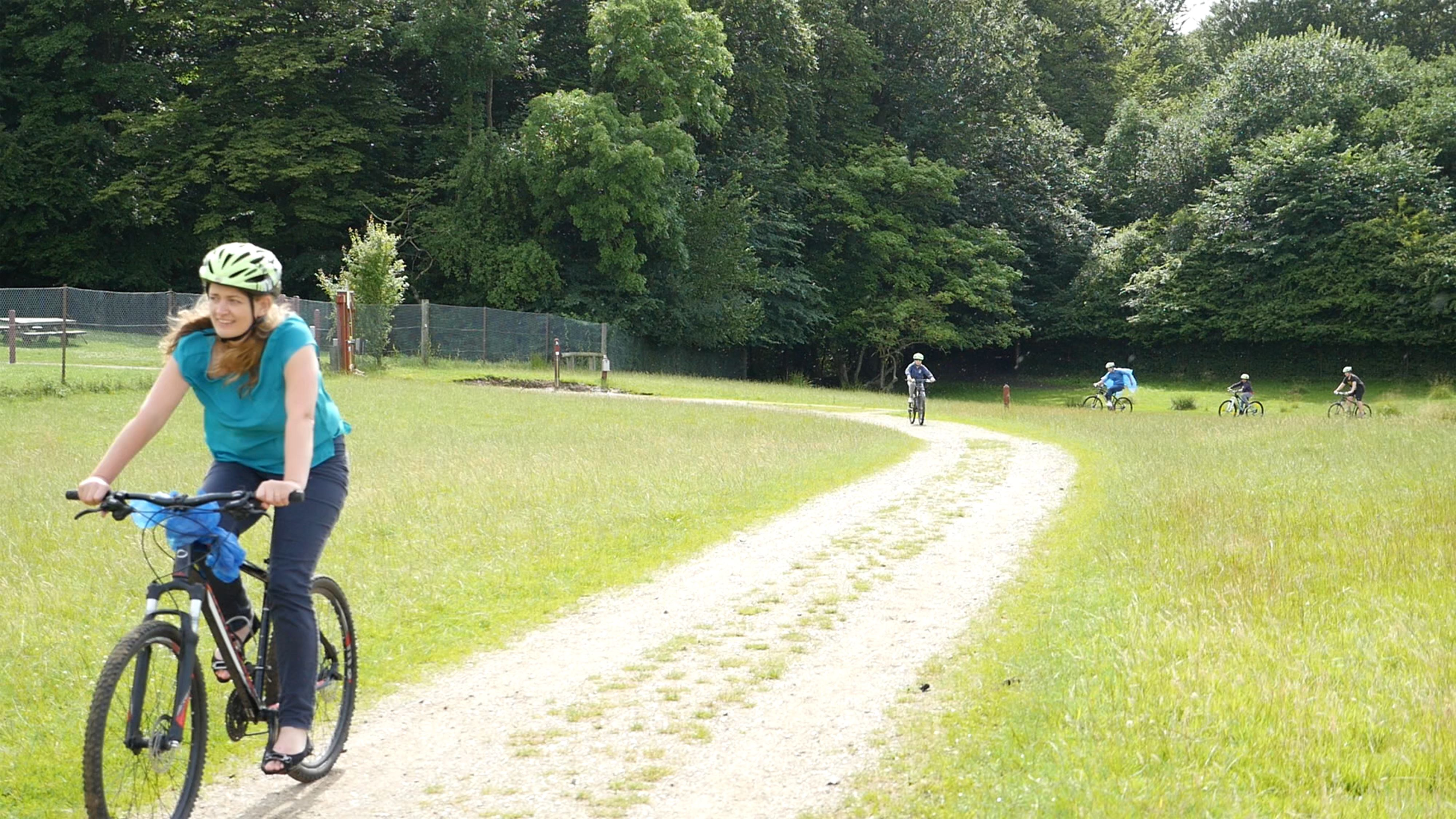 Lej en mountainbike