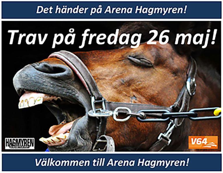 Matilda Persson, Hagmyren 26 maj