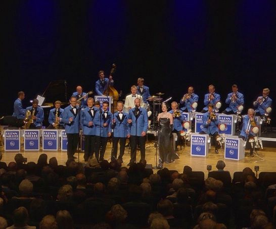 A Tribute To The Great Big Bands