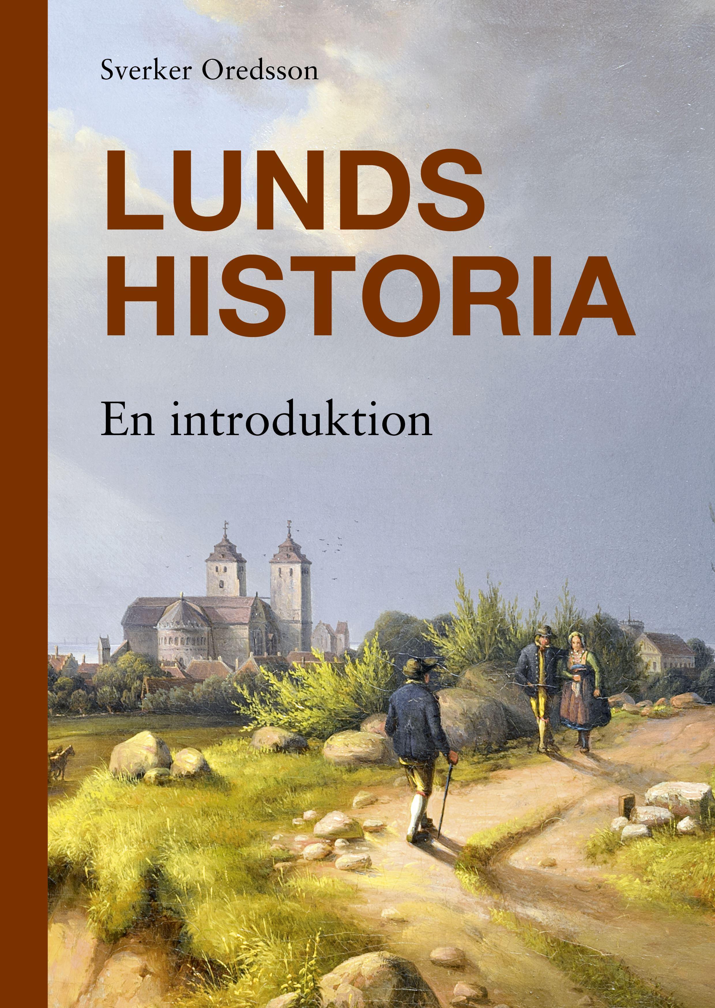 Bokrelease - Lunds historia