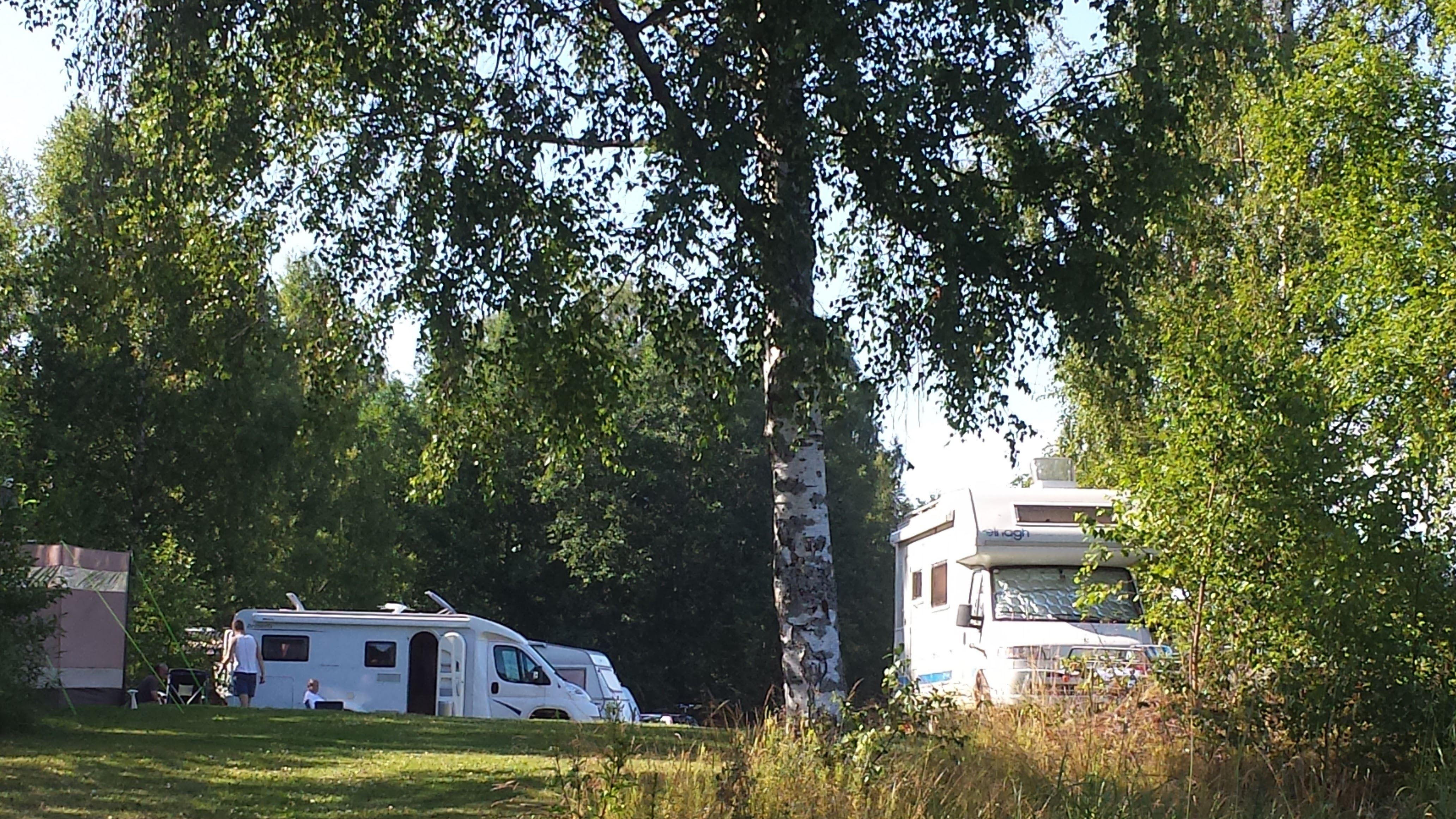 Ljusnefors Camping
