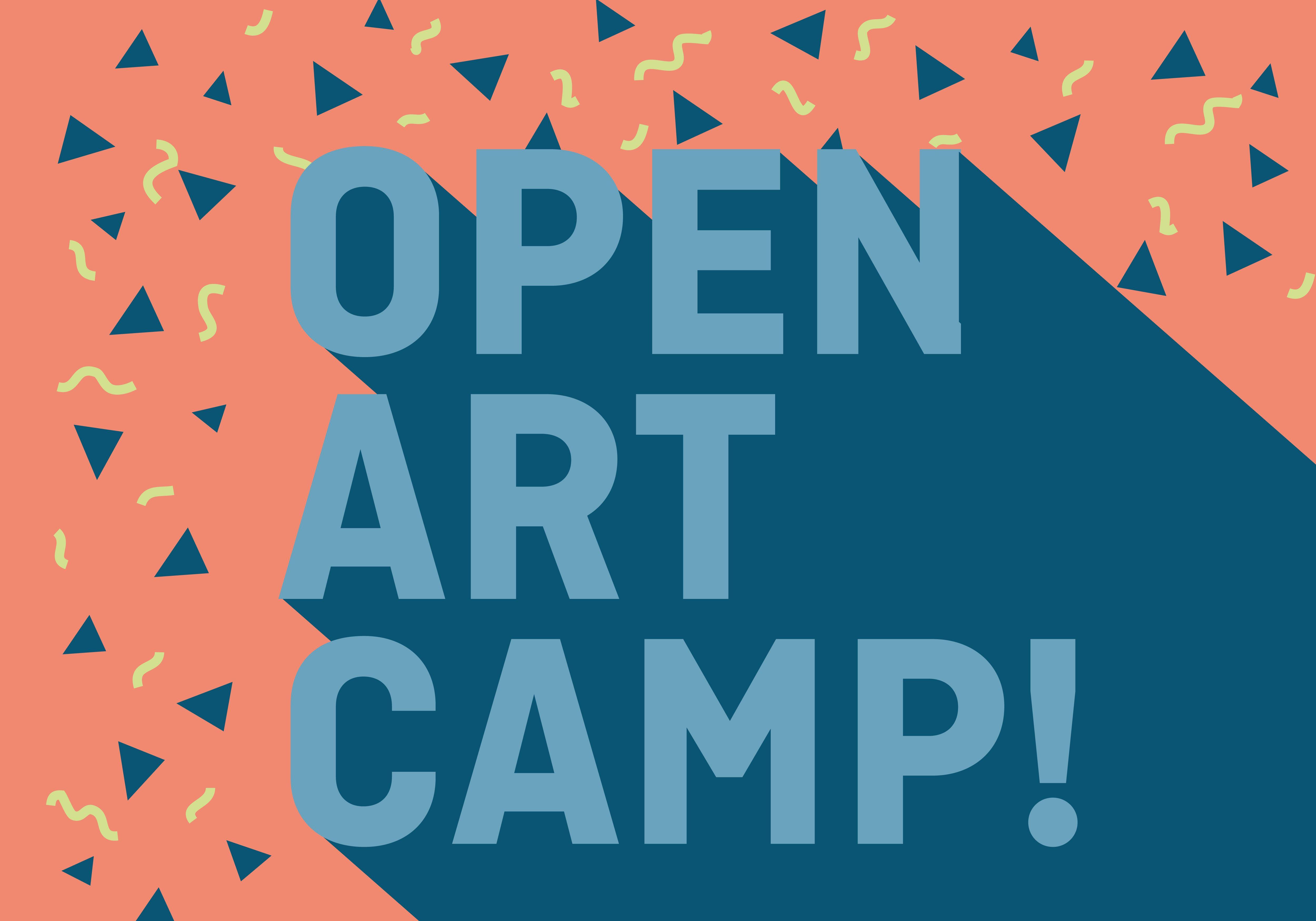 OPEN ART CAMP 2017
