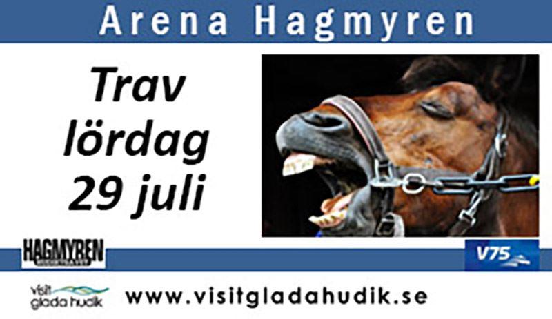 V75 på Hagmyren 29 juli