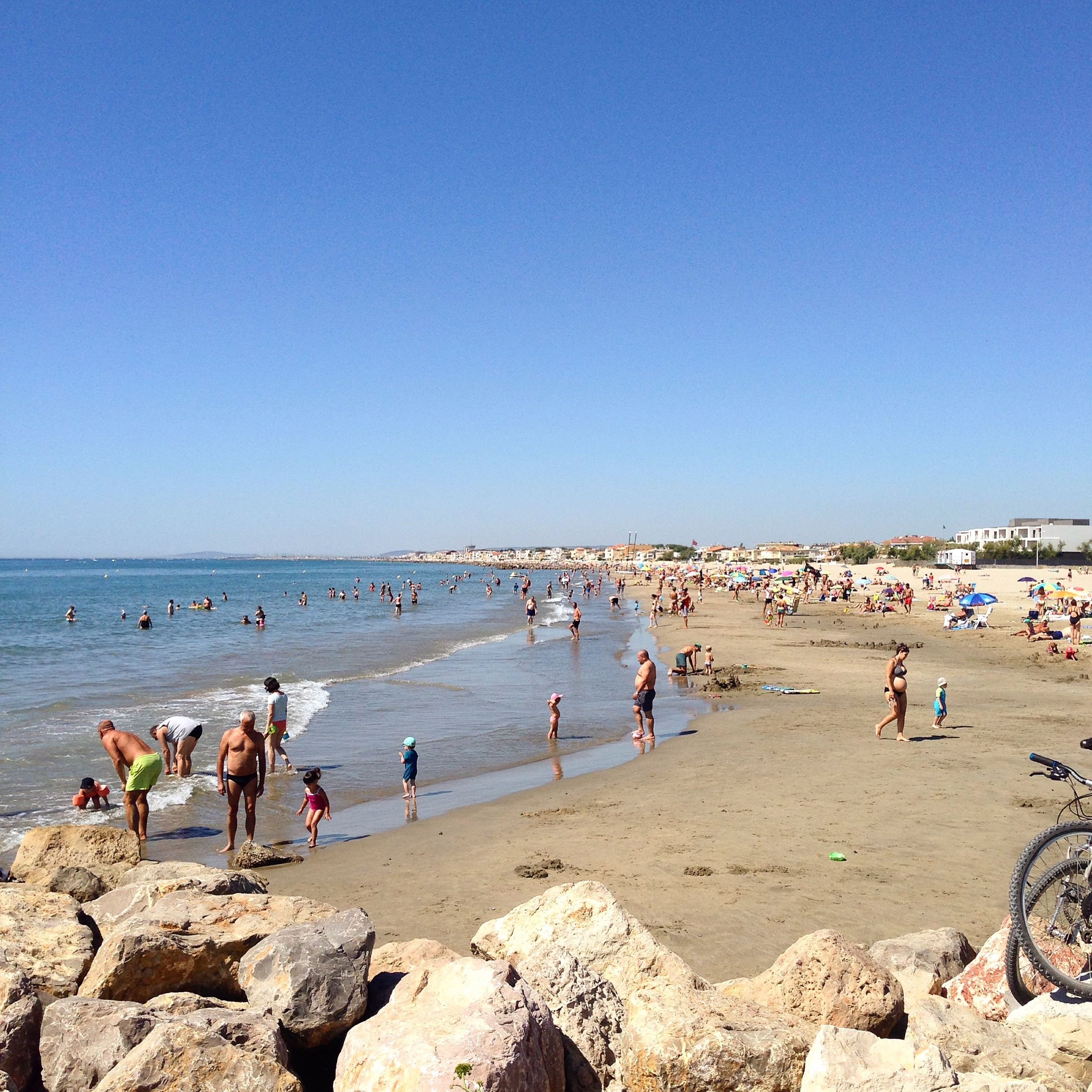From Montpellier to the sea with UrbanBike City Tour