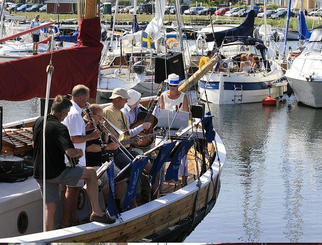 """Havsbandet,  © Havsbandet, """"Musik i sommarkvällen - med tankar inför helgen"""