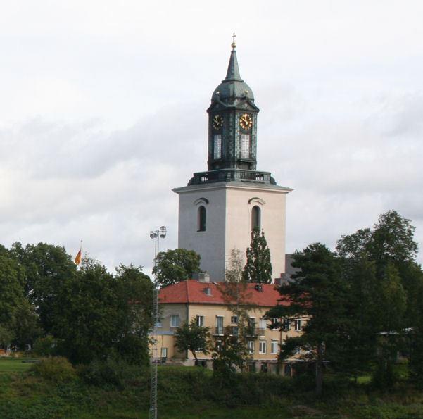 Körafton med Bauska kyrkokör från Lettland.