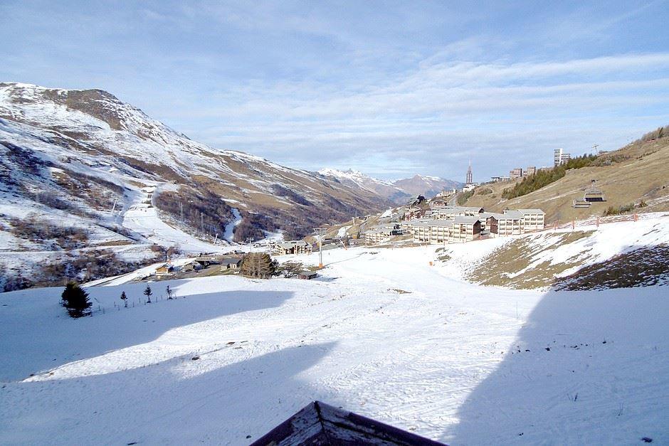 3 Pièces 6 Pers skis aux pieds / SKI SOLEIL II 2104