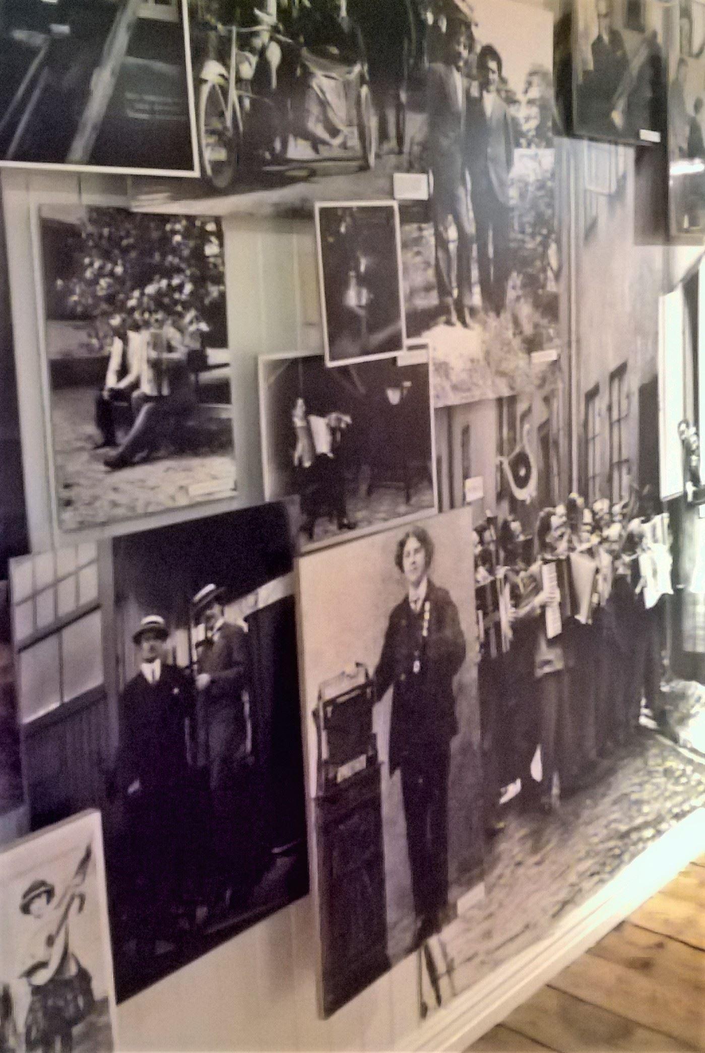 Nationaldagen på Carl Jularbo museum