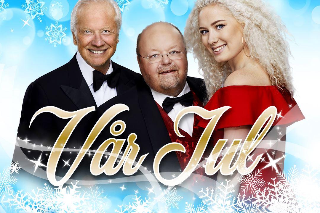 Musik: Vår jul - Kalle Moraeus, Loa Falkman och Wiktoria