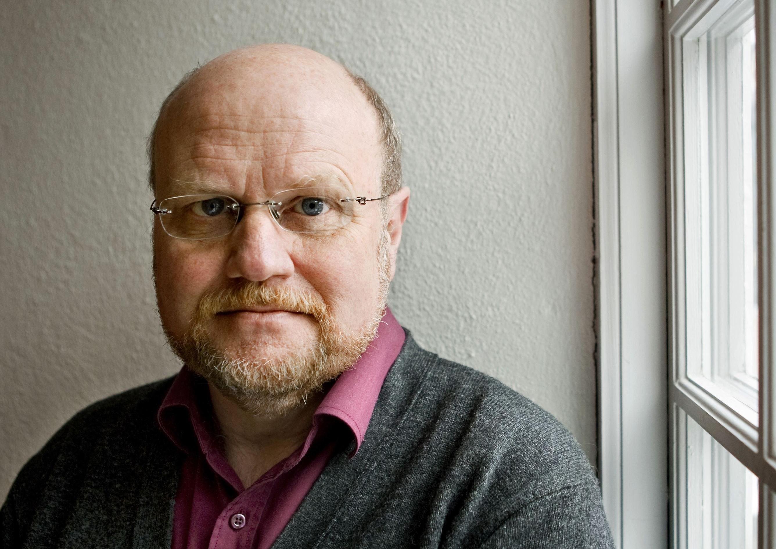 Christine Olsson, BLÄCK författarscen: Ola Larsmo