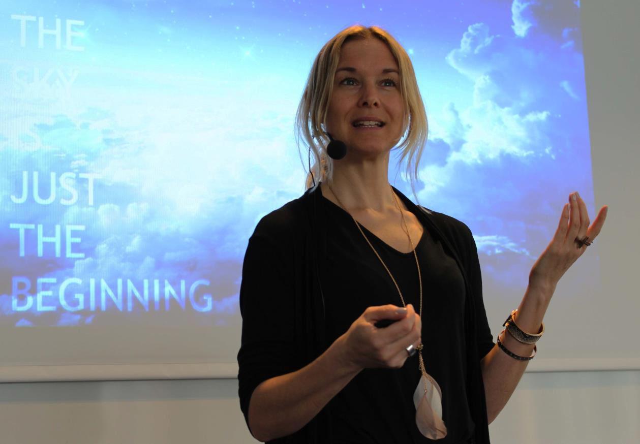 Föreläsning med Maria Swanström