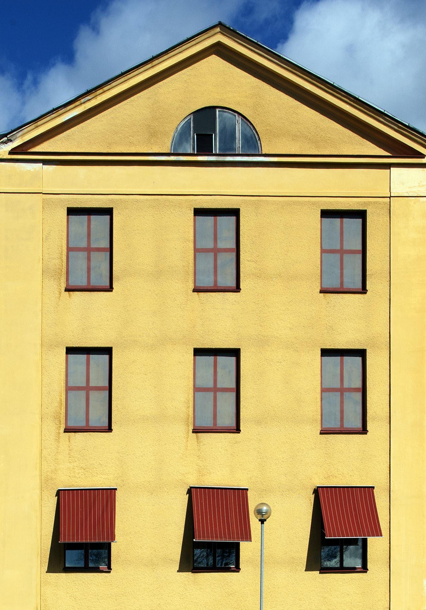 Rolf Boström,  © Landsarkivet i Härnösand, Rolf Boström, Landsarkivet i Härnösand Rosenbäcksallén