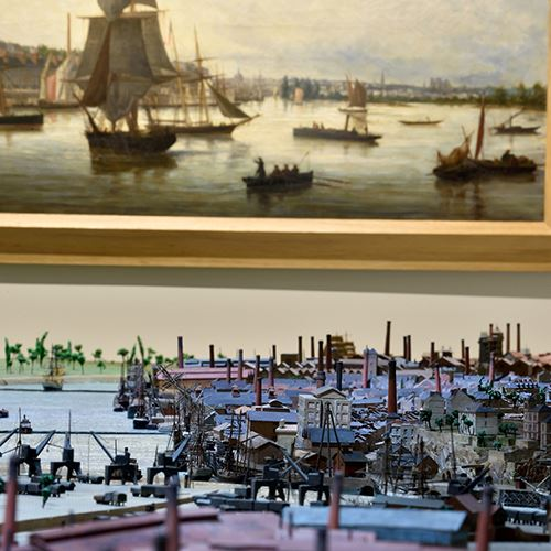 Visite guidée : Nantes et son château + entrée musée d'histoire de Nantes et exposition temporaire en cours