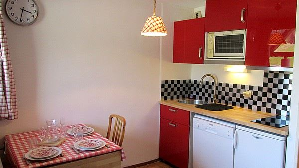 Ouralou - L254 - 2 rooms + alcove (Not classified) - 5 people - 30m²