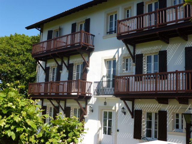 Hôtel Les Jardins de Bakea