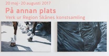 På annan plats – Verk ur Region Skånes konstsamling