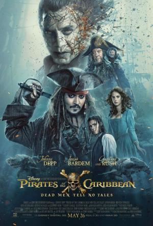 Elokuvateatteri Bio Savoy: Pirates of the Caribbean: Salazar's Revenge