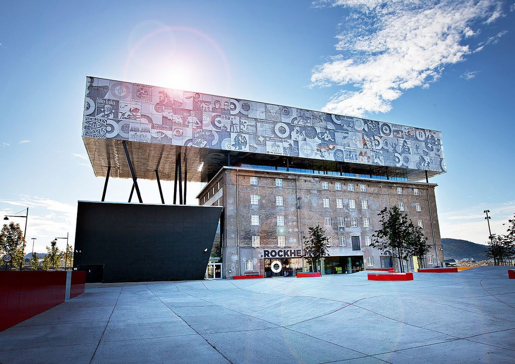 Harald Øren, Rockheim, Norway's national museum of pop and rock
