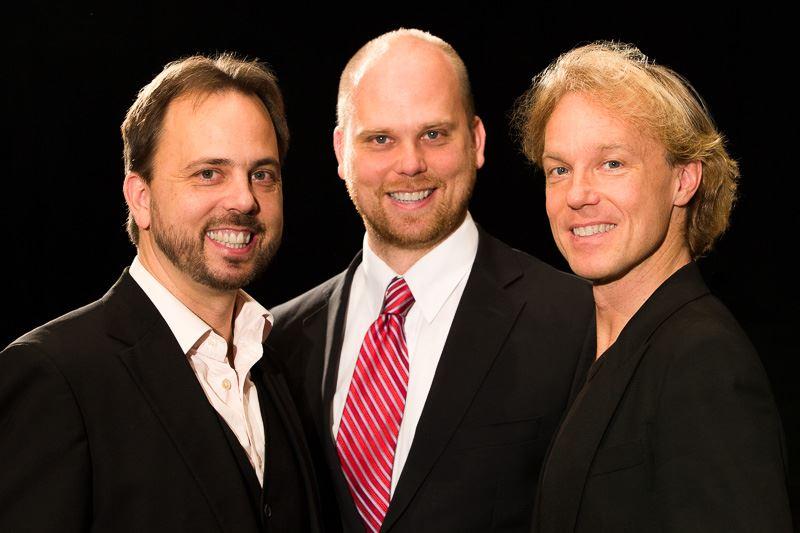 Sommarsöndag - Tre tenorer, tre bröder, 9 juli