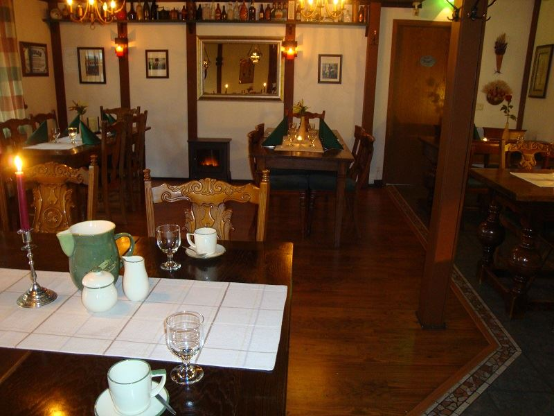 Cronin`s Cafe & Guesthouse, bed and breakfast
