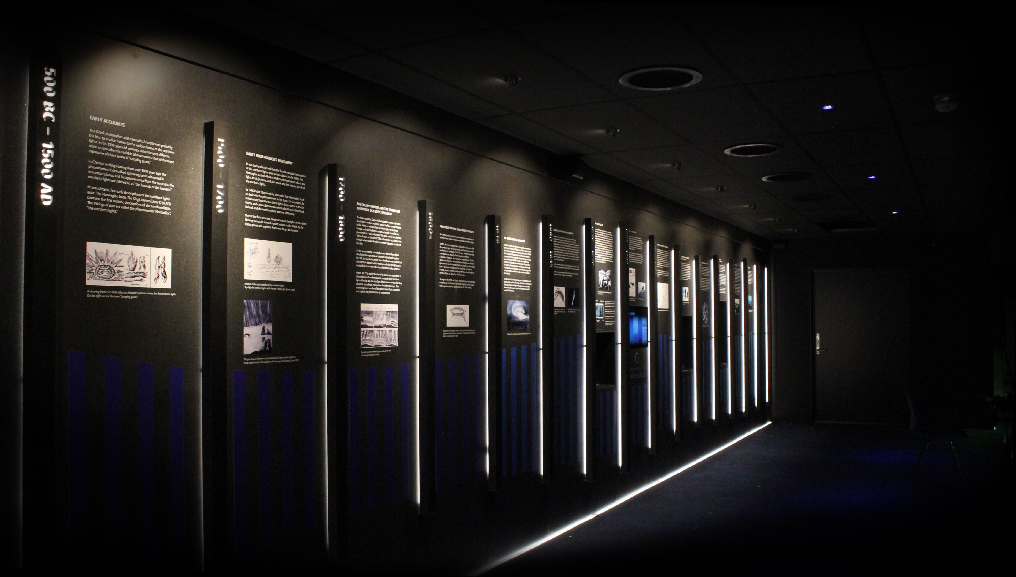 LN,  © BorealisAlta, BorealisAlta - en interaktiv nordlysopplevelse