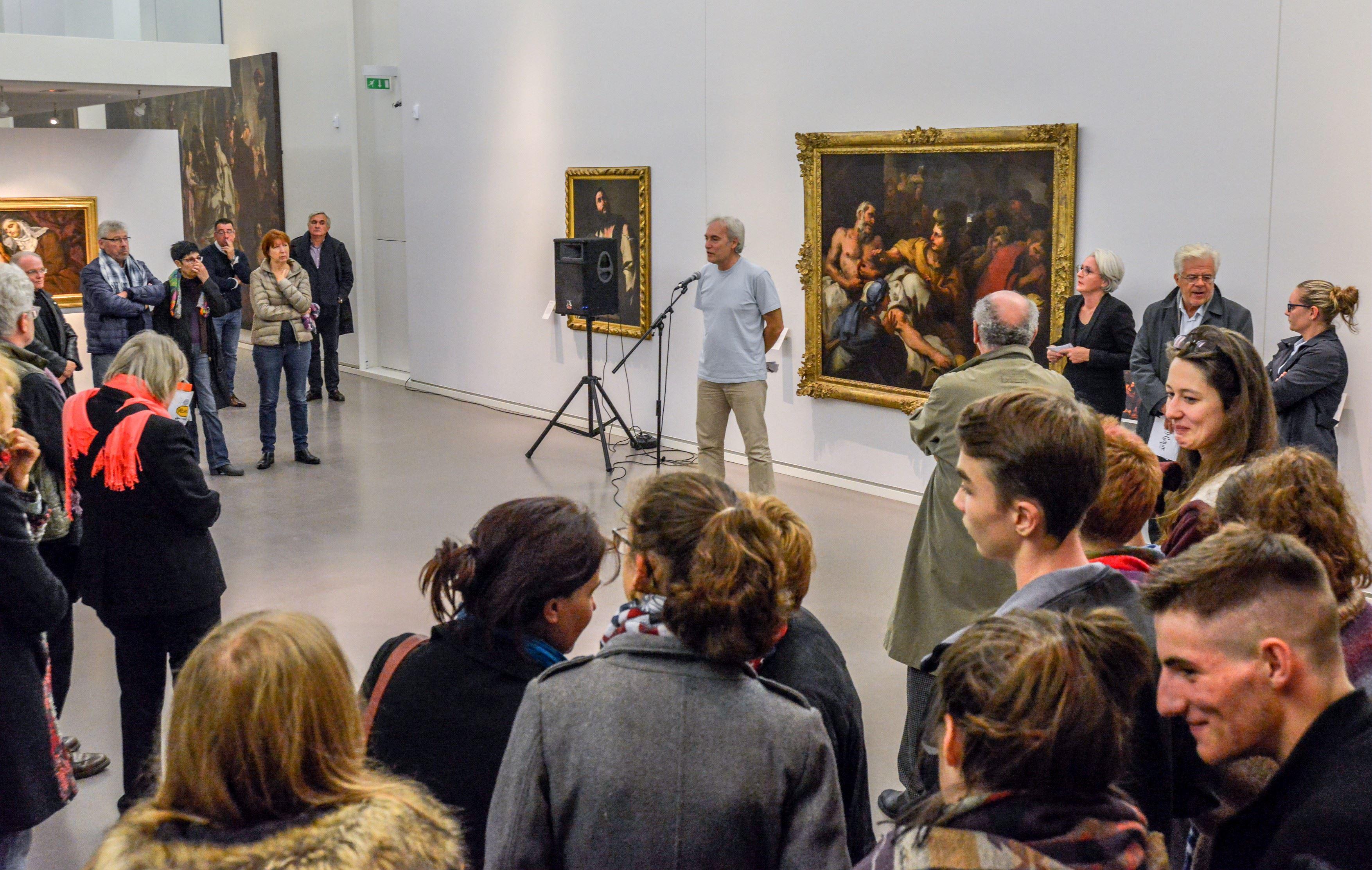 Entrée - Musée des Beaux Arts