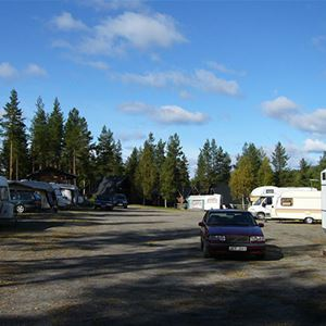 Bjurholms camping,  © Bjurholms camping, Husvagns- och bilplatser Bjurholms camping
