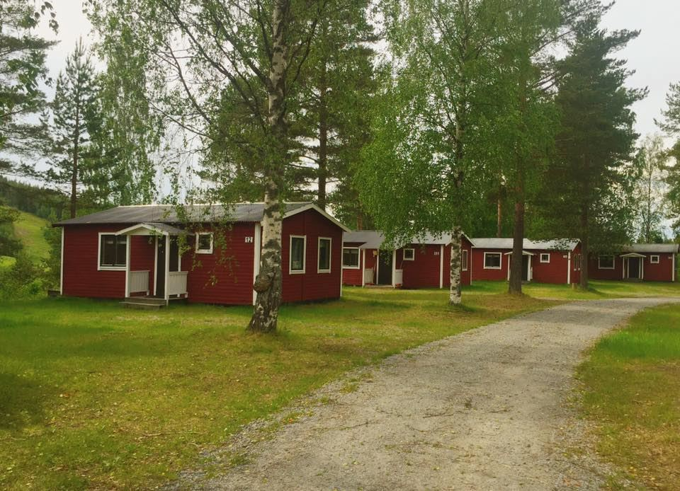 Agnäs Stugby – cottages and caravan sites