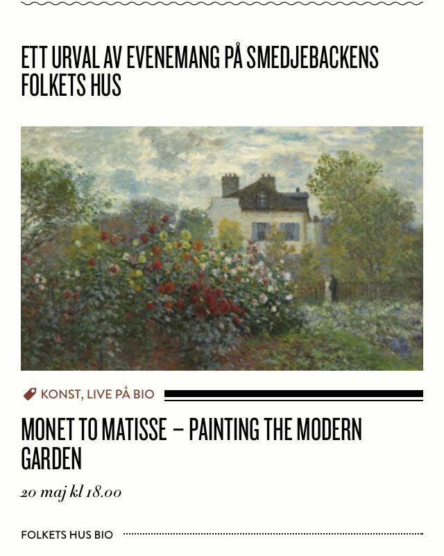 Konstfilm - Monet to Matisse