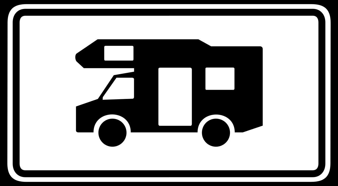 Stellplätze für Wohnmobile