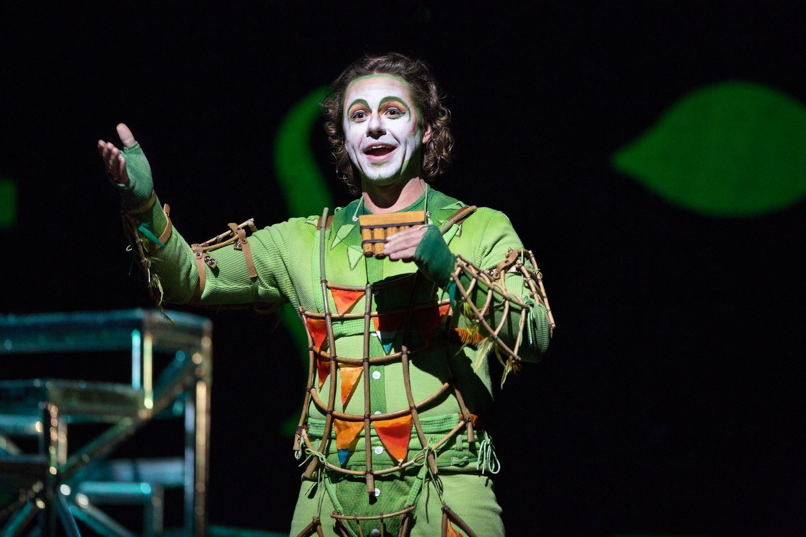Opera: Trollflöjten