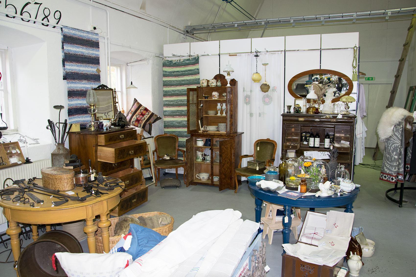 Anettes byggnadsvård, antikt och inredning