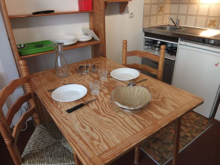 2 Pers Studio 150m from the slopes / ASTRAGALE A 408