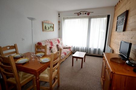 Grizzli - L110 - 1 room** - 4 people - 22m²