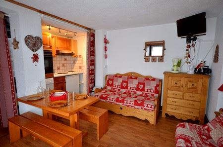 Grizzli - L211 - 2 rooms (Not Classified) - 2/4 people - 35m²