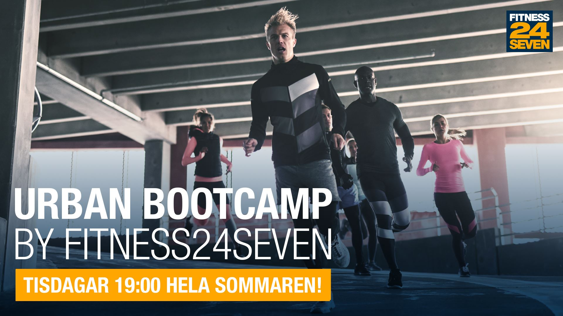 Urban Bootcamp by Fitness24Seven