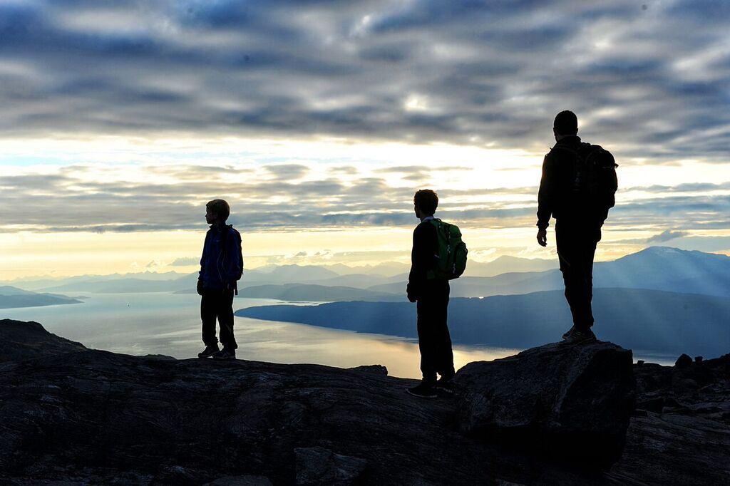 Fra Fjord til Fjell