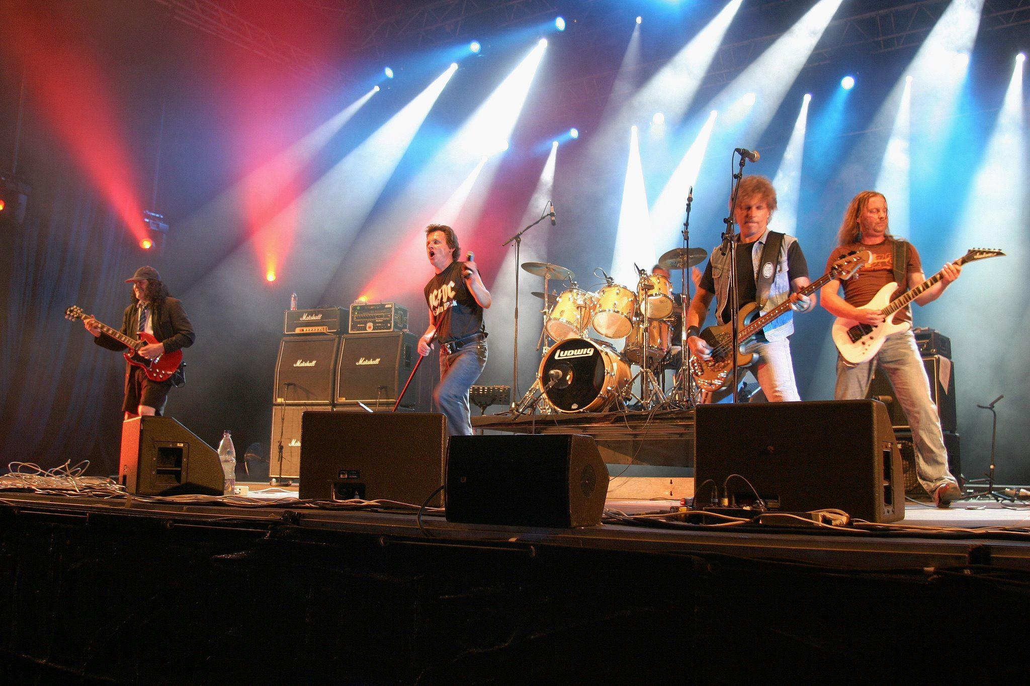 Baltic Festival - AC/DC jam