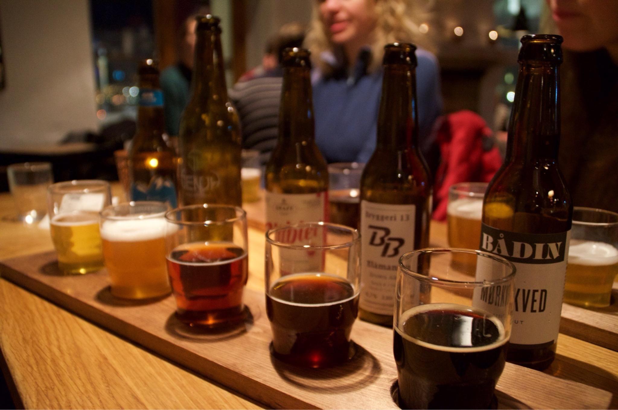 Tromsø Beer Safari - Tromsø Budget Tours