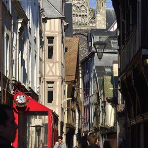Nom de nom ! l'origine des rues de Rouen - 1er parcours
