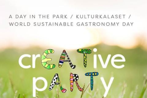 crEATive pARTy in the Park